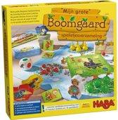 Haba Spelbox Mijn Grote Boomgaard- Spelletjesverzameling