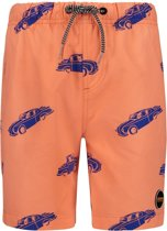 Shiwi Swim shorts cars - juicy orange - 164