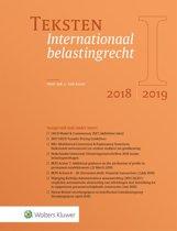 Teksten Internationaal belastingrecht 2018/2019