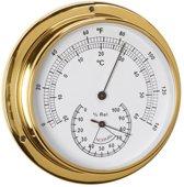 ANVI messing Thermo-Hygrometer Ø 120 mm