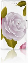 Huawei Honor 5X Uniek Boekhoesje Roses