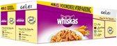 Whiskas Selectie In Gelei - Natvoer- Vlees/Vis - 48 x 100 gr
