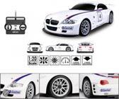 Radiografische auto BMW Z4 Coupe 1:20 (licentie model) - Lengte 21 cm.