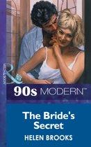 The Bride's Secret (Mills & Boon Vintage 90s Modern)