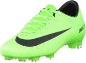 Nike Mercurial Victory VIFG Voetbalschoenen - Maat 41 - Unisex - lime groen/zwart