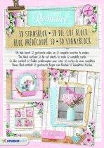Country Romance - 3D Stansblok - 12 kaarten maken