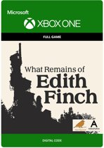 What Remains of Edith Finch - Xbox One