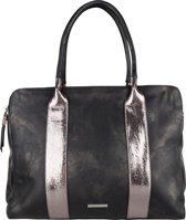 BULAGGI Hoppner laptop bag - Zwart