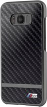 Samsung Galaxy S8+ hoesje - BMW - Zwart - Carbon