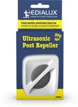 Ultrasonic pest repeller - tegen muizen en kruipende insecten