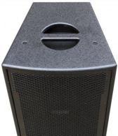 JBSystems VIBE-10 MkII - Professionele  250W luidspreker met houten klankkast