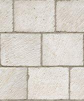 Dutch Wallcoverings vinylbehang beton - beige