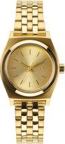 Nixon A399502 Small Time Teller all gold - Horloge - 26mm - goud