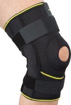 Kniebrace Viofix met schanieren lichtgewicht