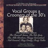 Vocal Groups & Crooners 30's
