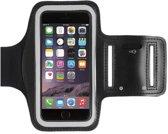 Hardloop Sport Armband voor Apple iPhone 6 Plus Zwart