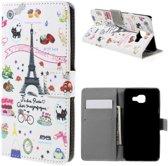 Palettes wallet case hoesje Samsung Galaxy S3 Mini
