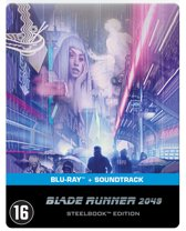 Blade Runner 2049 (Steelbook) (Inclusief Soundtrack)