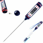 Digitale Vleesthermometer / BBQ thermometer / Voedselthermometer - -40 tot +280 graden Celcius