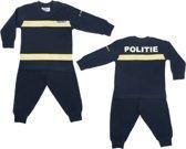 Politie - pyjama - Baby/Peuter/Kleuter/Kinder - Pyjama- collectie Fun2wear - Maat 110/116