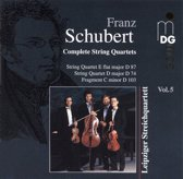 Complete String Quartets Vol.5: D87