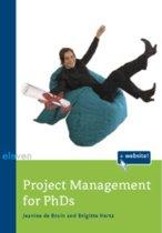 Project Management for PhDs