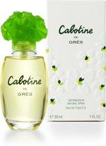 Parfums Grès Cabotine de Grès Vrouwen 30ml eau de toilette