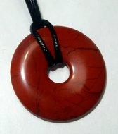 Jaspis Rood Donut Hanger
