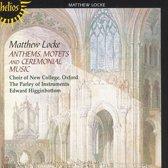 Locke: Anthems, Motets & Ceremonial Music