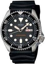 Seiko SKX007K1 - Horloge - Ø 42 mm - Zwart - Automatisch uurwerk