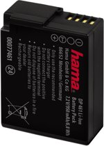 Hama DP 461 Lithium Ion Battery for Panasonic DMW-BLC12
