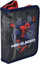 Spiderman Etui met Schrijfbenodigheden