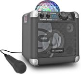 iDance Audio PARTYBOX Sing Cube BC100