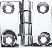 Talamex Scharnieren rvs 50 x 50 mm