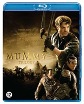 The Mummy 1-3 Boxset (Steel) (Blu-ray)