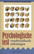 Praktijkboek psychologische test