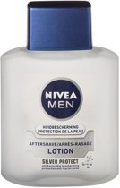 Nivea After Shave Lotion Silver Protect - 100 ml