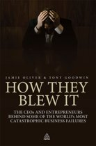 Boekomslag van 'How They Blew It'