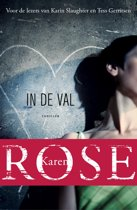 Boek cover In de val van Karen Rose