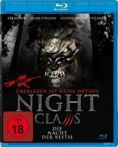 Night Claws (blu-ray)