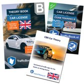 Car Theory English 2020 Theory Book + Online Exam Training + Summary