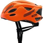 ABUS Helm S-Cension Neon Orange