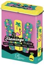 Moses Pleisters Flamingo elastisch en luchtdoorlatend - 20 stuks in blik
