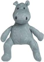 Baby's Only Knuffelnijlpaard Cable Stonegreen