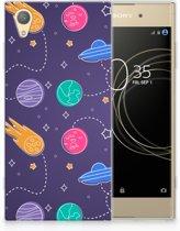Sony Xperia XA1 Plus Uniek TPU Hoesje Space