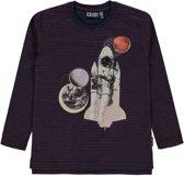 Tumble 'n dry Jongens T-shirt Verner - Blue Dark - Maat 122