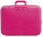 Bombata Cocco Laptoptas 17 inch Donker roze