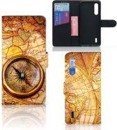 Flip Cover Xiaomi Mi 9 Lite Kompas