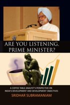 Are You Listening, Prime Minister?