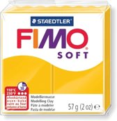 Fimo Soft 57 gram zonnegeel